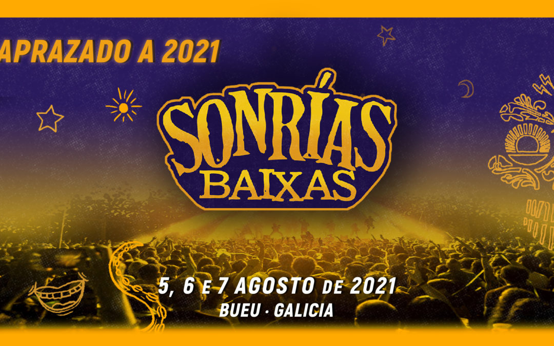O 18º SonRías Baixas, aprazado ao verán de 2021