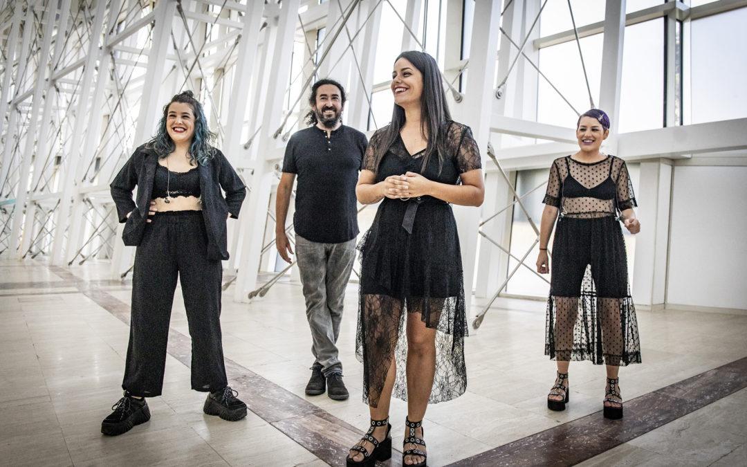 Tanxugueiras aborda con Uxía e Silvia Penide a situación do sector da creación musical
