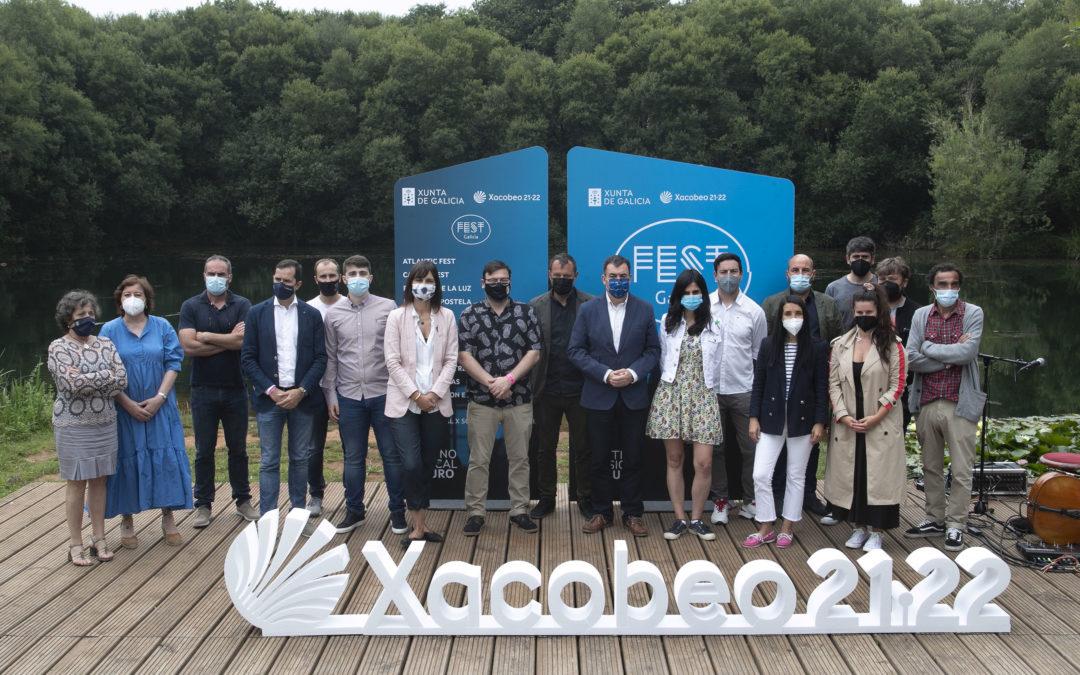 SonRías Baixas formará parte da nova tempada de FEST Galicia