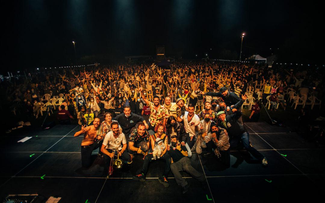 SonRías Baixas celebra a reactivación do sector da música ao vivo coa mirada posta na edición de gran formato do ano 2022